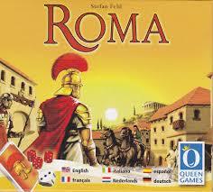 Roma | Board Game | BoardGameGeek