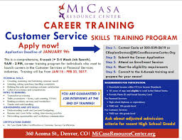 career customer service skills training mi casa resource customer service skills training jan 2017