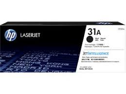 <b>CF231A HP 31A</b> Black Toner Cartridge in 2020 | Toner cartridge ...