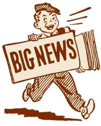 Image result for announcement clipart