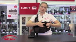 Обзор <b>рюкзака</b> для фотоаппарата <b>Canon Custom Gadget</b> Bag ...