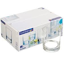 <b>Стакан стеклянный Luminarc</b>, 300 мл 6 шт, Islande J0019