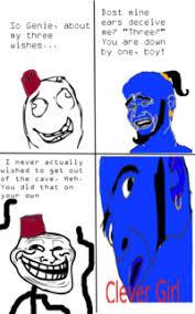 genieragecomic-clever-girl-meme-funny-92 - via Relatably.com