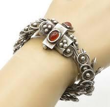 <b>Сердолик</b> серебряные ювелирные <b>браслеты</b> - огромный выбор ...