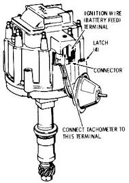 hei distributor tach wiring issues?? the h a m b on digital tach wiring