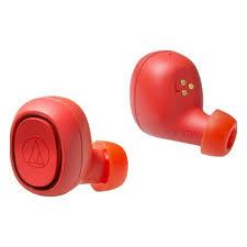<b>Беспроводные наушники Audio-Technica ATH-CK3TW</b>, красный ...