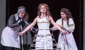 review the taming of the shrew at the globe exeunt magazine