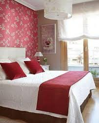20 charming bedroom designs with floral wallpaper charming bedroom ideas red