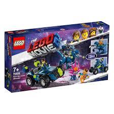 <b>LEGO 70826 The Lego Movie</b> 2 Rex's Rex-treme Offroader