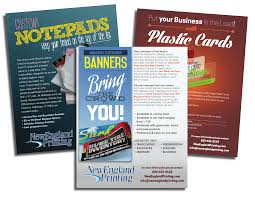 custom brochure and flyer printing services in portsmouth nh new england printing