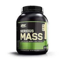 Optimum Nutrition <b>Serious Mass</b> - Vanilla | GNC