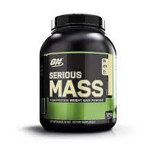 Optimum Nutrition <b>Serious Mass</b>™ - Vanilla | GNC