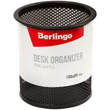 "<b>Подставка</b>-<b>стакан Berlingo</b> ""Steel&Style"", металлическая, круглая ..."