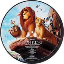 Elton John. The <b>Lion</b> King. Original Motion Picture Soundtrack (LP ...