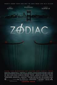 what s the best film poster you ve seen movies the zodiac poster