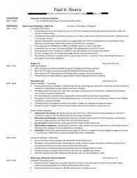 horrible examples of filipino resumes career paul s awesome resume 2
