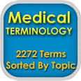 terminology as topic