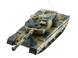 <b>Радиоуправляемый танк Heng</b> Long 1/24 TYPE 90 — купить в ...