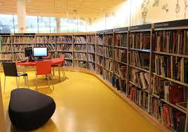 Image result for animated picture of a library entrance