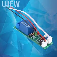 ujew <b>jk 11</b> - <b>pb time delay</b> relay บอร์ดโมดูลจับเวลา 5 v 0-100 s สามารถ ...