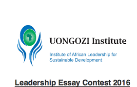 Résultats de recherche d'images pour « UONGOZI Institute Of African Leadership for Sustainable Development logo »
