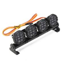 austar led light <b>aluminum alloy frame for</b> cc01/d90/scx10/4wd rc car ...