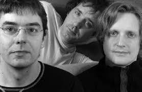 <b>...</b> Uri Caine (Piano, Synth),<b>Tim Lefebvre</b> (Bass),Jim Black (Drums) - 111%2520TYFTTRIO3bw