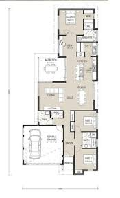 Shelley Narrow   Narrow Block Plans   Pinterest   Case Study    The Avalon   Narrow Block Plan   Home Builder in Perth   Switch Homes