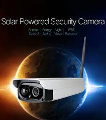 <b>SmartYIBA</b> App Remote Wireless <b>Solar</b> Camera Wifi + Battery ...