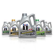 <b>Моторные масла Mobil</b> 1™ | Оригинальные канистры <b>Mobil</b>™