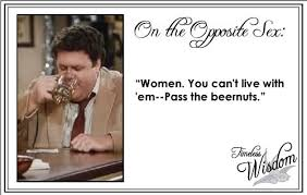 The Timeless Wisdom Of Norm Peterson - Page 6 of 7 - Beer. Humor ...