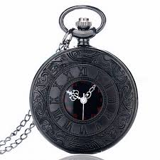 Pocket Watches - P427 <b>Vintage</b> Charm <b>Unisex Fashion Roman</b> ...