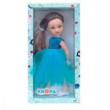 """<b>Кукла</b> """"Викки"""" на балу <b>КНОПА</b>"""