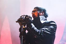 <b>Marilyn Manson</b>: '<b>Heaven</b> Upside Down' Needs to Be 'Chaos and F ...