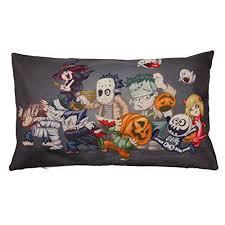 Whitelotous 12 x 20 Inch <b>Halloween</b> Theme <b>Cartoon</b> Cotton Linen ...