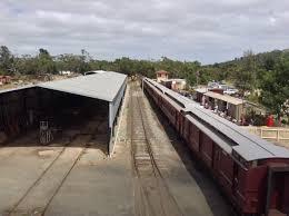 Moorooduc railway station