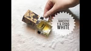 <b>NASOMATTO</b>: обзор ароматов Narcotic V. и <b>China White</b> - YouTube