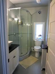 guest bathroom ideas long space