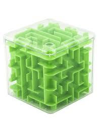 <b>Головоломка</b> лабиринт <b>Куб</b> зеленая <b>Эврика Эврика</b> 7938894 в ...