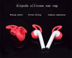 Silicone Case for apple airpods Accessories Earphone Ears Ear ...