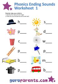 Phonics Worksheets | guruparentsPhonics worksheets