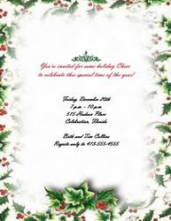 christmas party invitation template net christmas invitation templates s ctsfashion party invitations