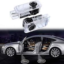 Welcome Light For Audi Car Door Lights HD LED Car ... - Amazon.com