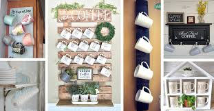 26 Best DIY <b>Coffee Mug Holder</b> Ideas and Projects for <b>2019</b>