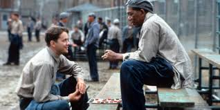 shawshank redemption hope is a good thing movies shawshank redemption hope is a good thing