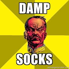 Damp Socks - Fear Sinestro | Meme Generator via Relatably.com