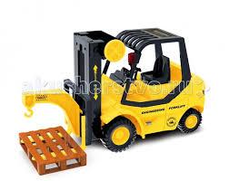 <b>Drift</b> Спецтехника Forklift <b>Truck</b> 1:14 со звуком и светом ...