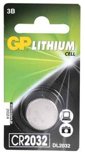 <b>Батарейка GP Lithium</b> Cell <b>CR2032</b> — купить по выгодной цене ...