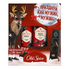 Подарочный набор Old Spice Rock (<b>мужской дезодорант</b> ...
