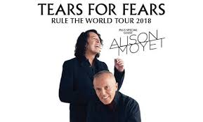 <b>Tears For Fears</b> - What's On   M&S Bank Arena Liverpool